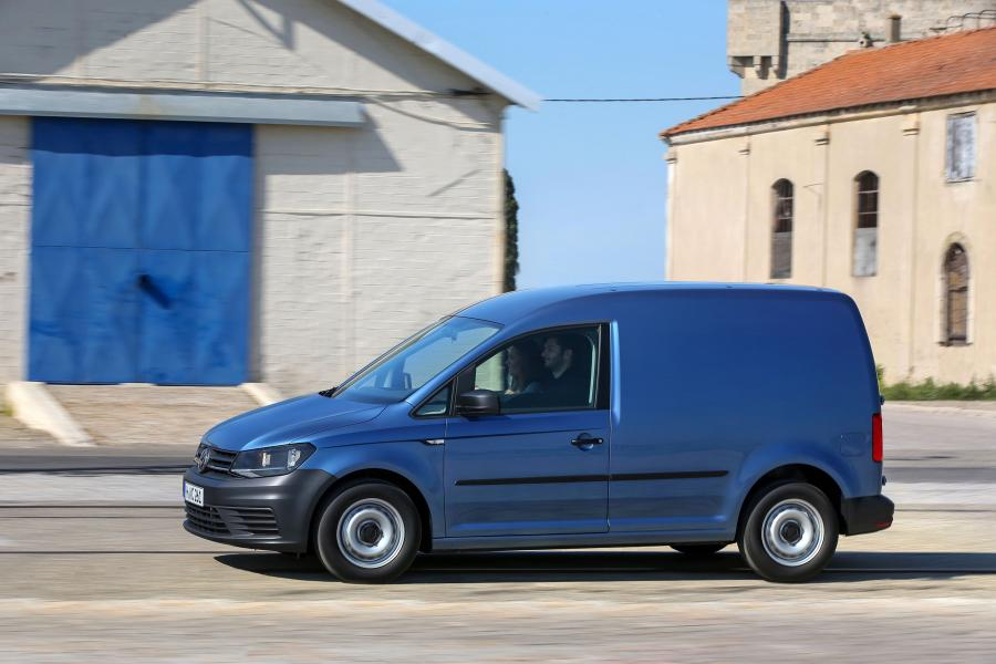 Volkswagen Caddy Kasten BlueMotion