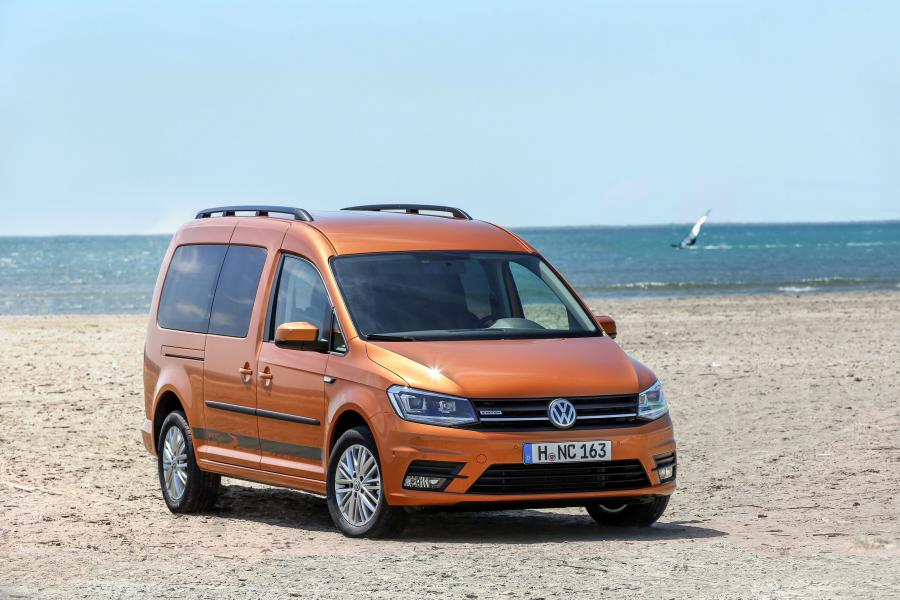 Volkswagen Caddy Maxi Beach 4MOTION