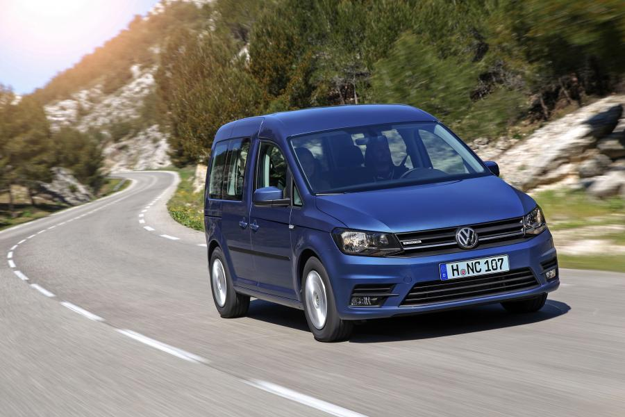 Volkswagen Caddy Trendline BlueMotion