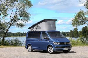 2015 Volkswagen California Coast