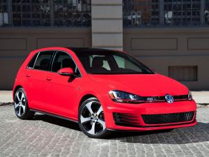Volkswagen Golf GTi 5-Door 2015 года