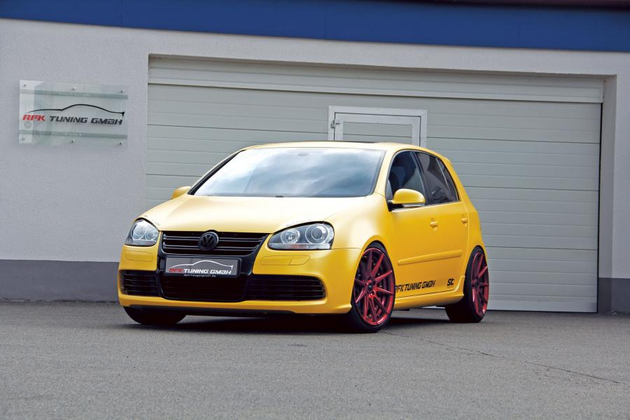 Volkswagen Golf R32 by RFK Tuning