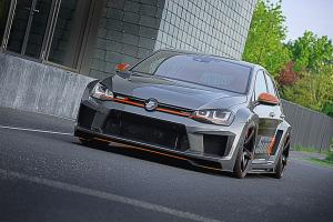 Volkswagen Golf R500 by Oettinger 2015 года