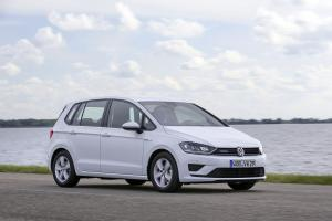 Volkswagen Golf Sportsvan TSI BlueMotion 2015 года