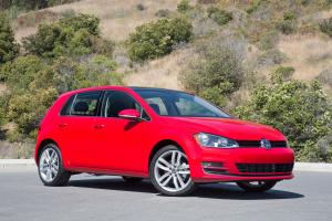 2015 Volkswagen Golf TSI 5-Door