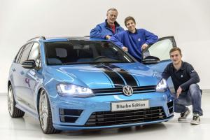Volkswagen Golf Variant Biturbo Edition 2015 года