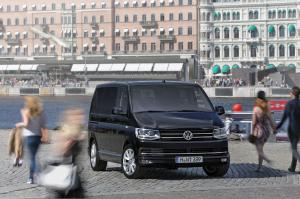 Volkswagen Multivan Business 2015 года