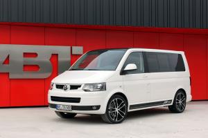 2015 Volkswagen T5 Sporting Van by ABT