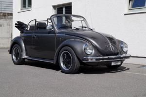 2016 Volkswagen Beetle Convertible Restomod by Cartech