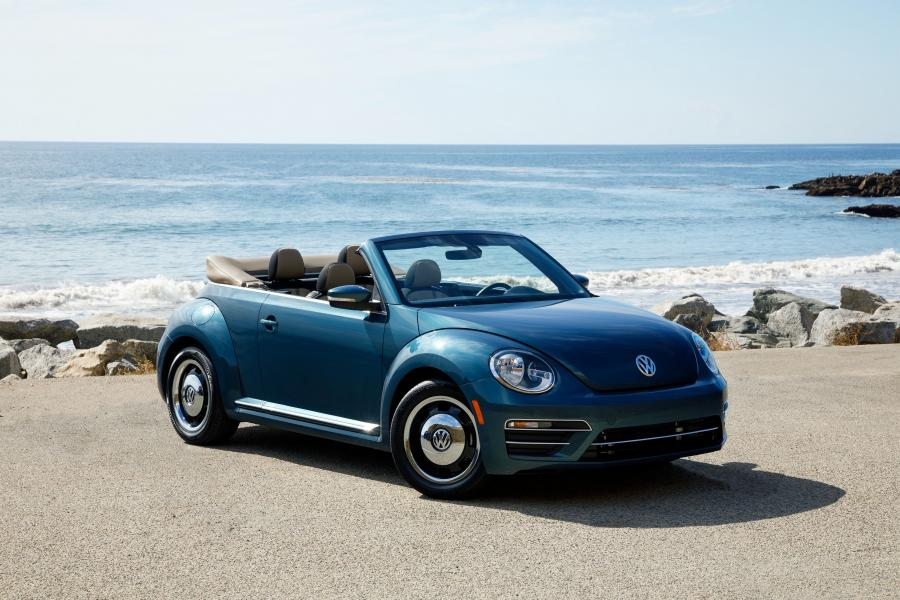 Volkswagen Beetle Turbo Convertible (NA) '2016