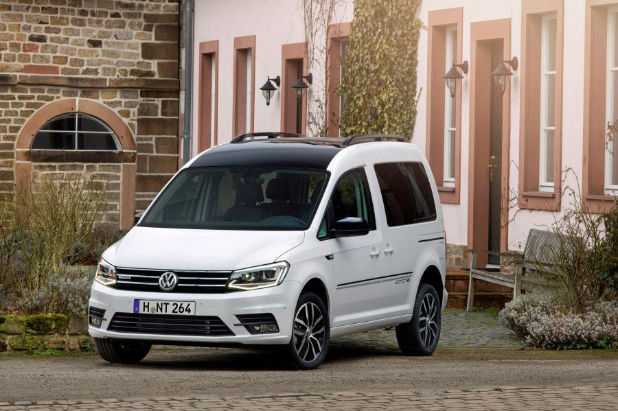 Volkswagen Caddy Edition 35