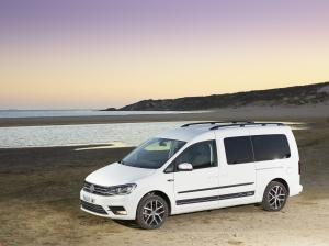 Volkswagen Caddy Maxi Outdoor 2016 года
