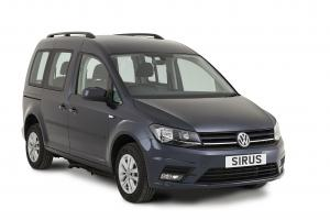 2016 Volkswagen Caddy Sirus