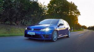 Volkswagen Golf 7 R by HGP-Turbo 2016 года