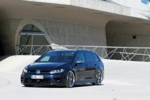 Volkswagen Golf R Variant by Wetterauer Engineering 2016 года