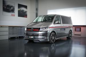 Volkswagen Multivan 120 Years by ABT 2016 года