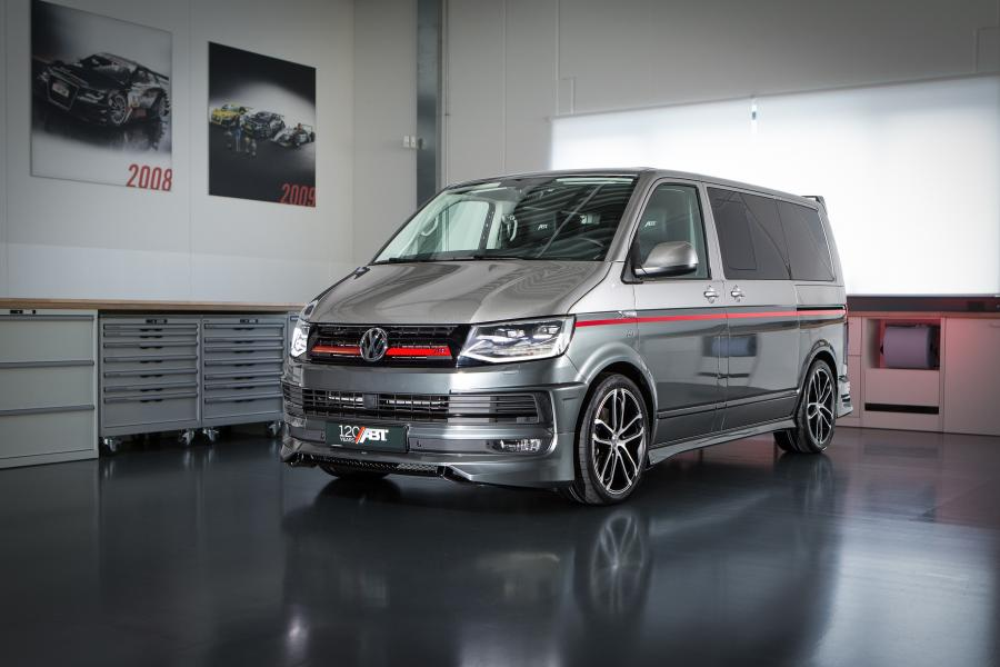 Volkswagen Multivan 120 Years by ABT