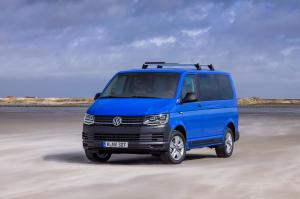 2016 Volkswagen Multivan Freestyle