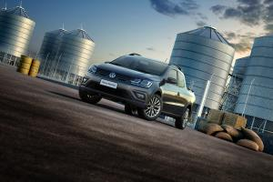 Volkswagen Saveiro Highline CD 2016 года