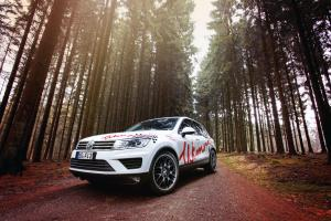 Volkswagen Touareg by Wimmer RS 2016 года
