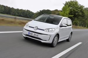 Volkswagen e-up! 2016 года