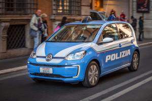 2016 Volkswagen e-up! Polizia