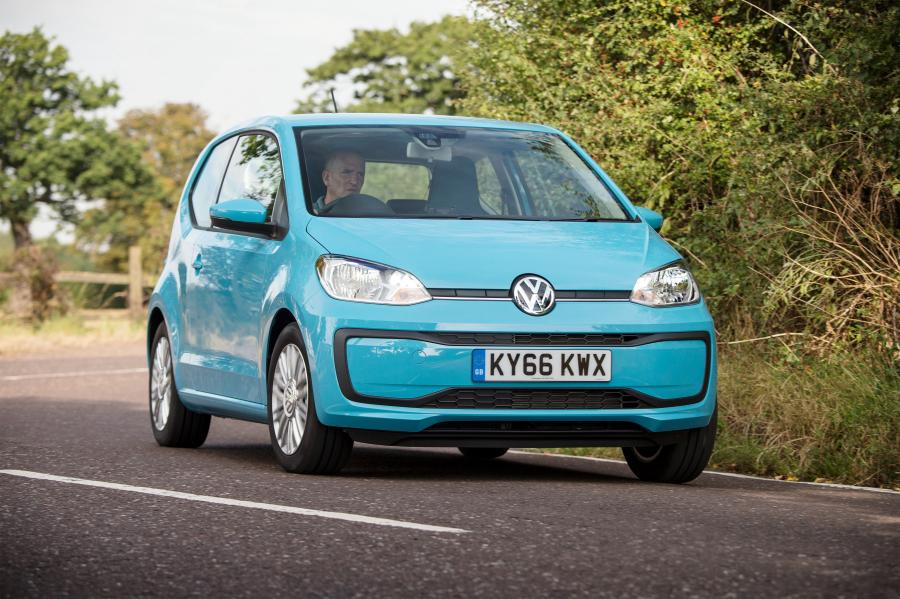 Volkswagen move up! 3-Door