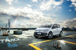 Volkswagen up! Track 2016 года