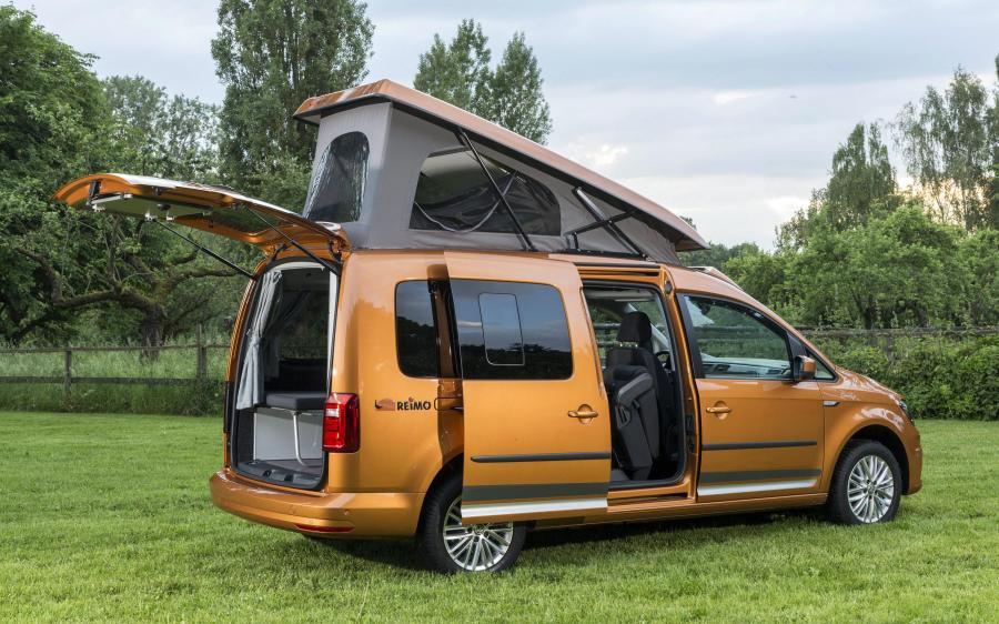 Volkswagen Caddy Maxi Camp by Reimo