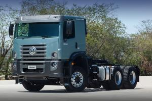 Volkswagen Constellation Tractor 33.440 2017 года