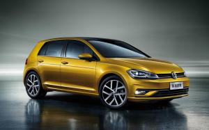 Volkswagen Golf 280 TSI 5-Door 2017 года (CN)