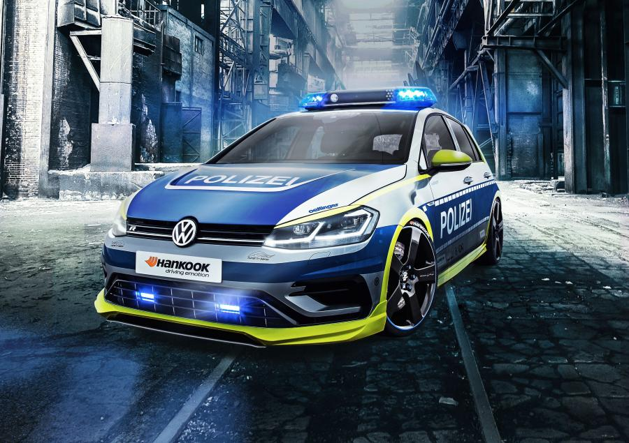 2017 Volkswagen Golf 400R Tune it! Safe! Concept by Oettinger