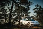 Volkswagen Golf Alltrack Country Concept 2017 года