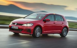 Volkswagen Golf GTI Performance 5-Door 2017 года (WW)