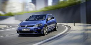 Volkswagen Golf R 3-Door 2017 года (WW)