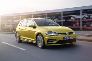 Volkswagen Golf TSI R-Line 5-Door 2017 года