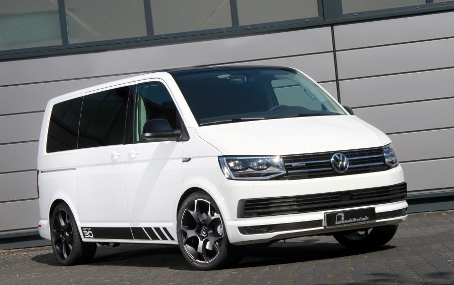 Volkswagen Multivan Edition 30 2.0 BiTDI by B&B