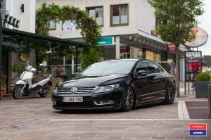 2017 Volkswagen Passat CC X Work on Vossen Wheels (VWS-1)