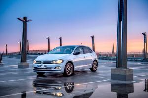 Volkswagen Polo Beats 2017 года (UK)