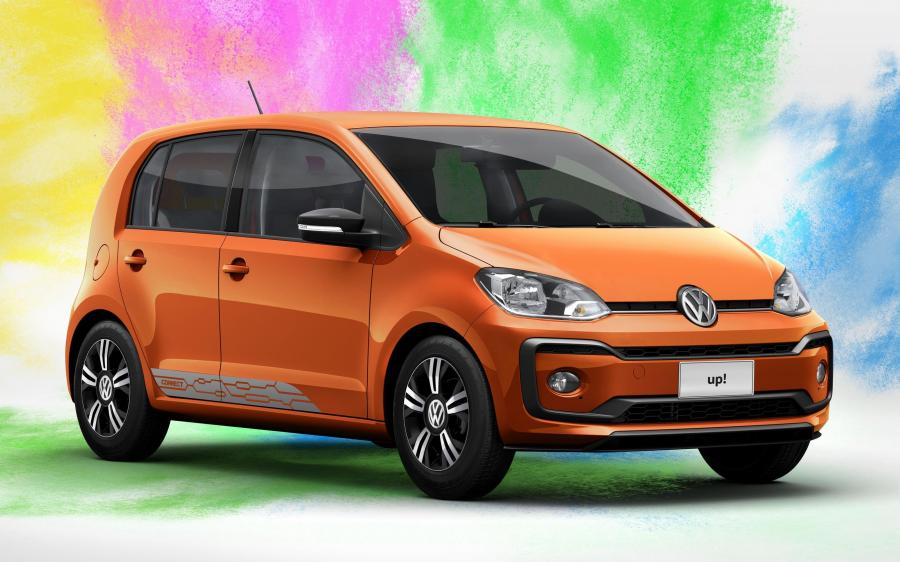 Volkswagen up! Connect