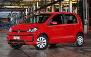 Volkswagen up! MPI 2017 года (LA)