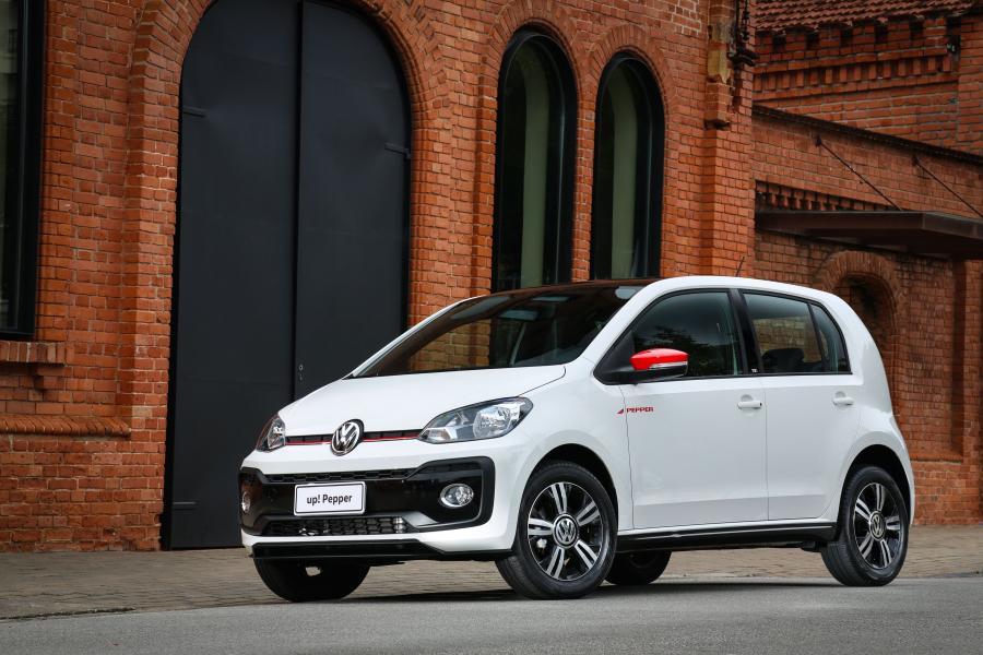 Volkswagen up! Pepper