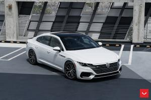 2018 Volkswagen Arteon 4Motion R-Line on Vossen Wheels (HF-2)