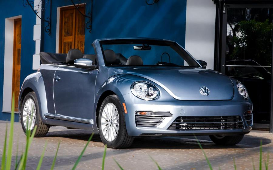 Volkswagen Beetle Final Edition Convertible (NA) '2018