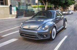 Volkswagen Beetle SEL Final Edition 2018 года