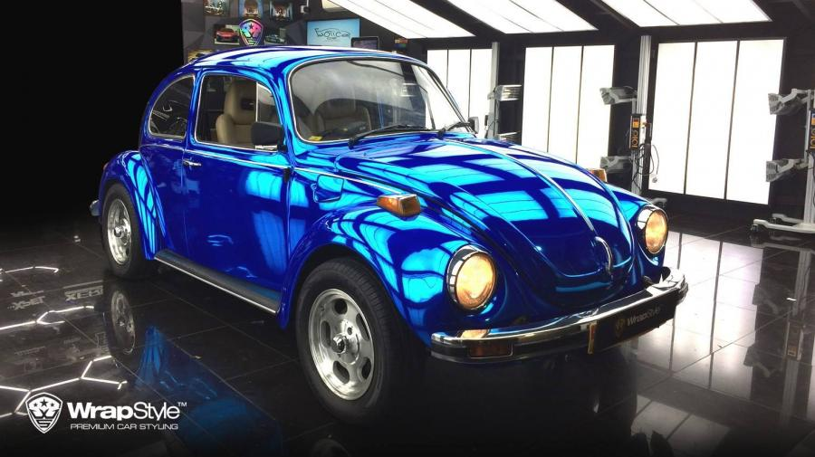 Volkswagen Beetle by WrapStyle '2018