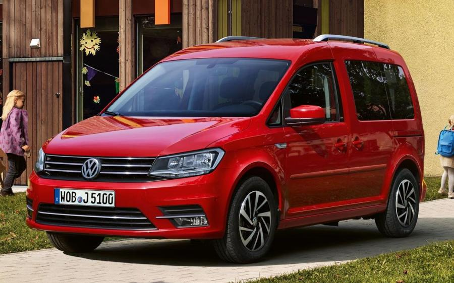 2018 Volkswagen Caddy Join