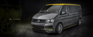 Volkswagen Caravelle TDI Jeral Tidwell Limited Edition by Carlex Design 2018 года