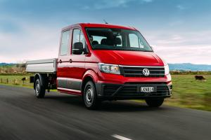 2018 Volkswagen Crafter Double Cab Pickup