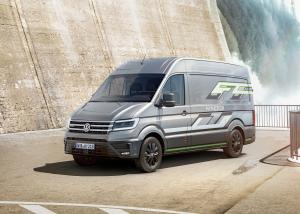 2018 Volkswagen Crafter HyMotion